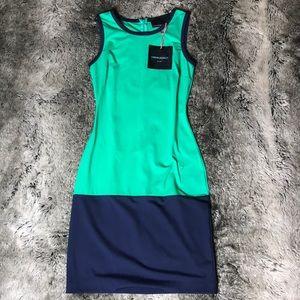 NWT Cynthia Rowley color block tennis Dress XS